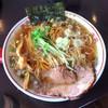 中華麺亭むらさき屋 - 料理写真:中華そば あっさり 大盛り 750円