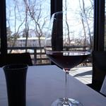 レストラン トエダ - グラスワイン