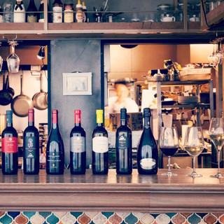 シチリアワイン充実