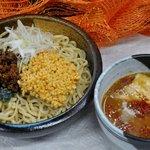 上野 戸みら伊本舗 - 三代目つけ麺 『アジア風つけ麺』