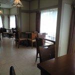 ゴスペル カフェ - Upper Room  2階は要予約。通常は英語スクールで使用されている。