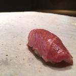 Sushihisaichi - 鮪 中とろ握り