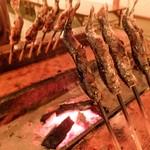 青荷温泉 - 岩魚