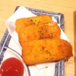 横濱 魚萬 - クリームコロッケ