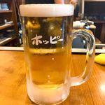 山ちゃん - ドリンク写真:白ホッピー