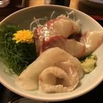 和食 魚佐次 - このテリみてください。2018年3月