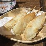居酒屋 寿寿 - 笹かまの天ぷら