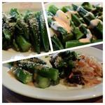 クッチーナ デル カンポ - 食べた野菜