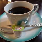 白馬亭 - コーヒー