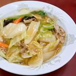 まんぷく亭 - 中華丼