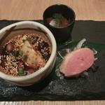 JASMINE 和心漢菜 - 三種前菜盛り合わせ