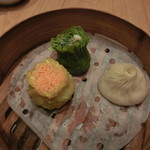 JASMINE 和心漢菜 - 自家製点心三種盛り