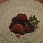 JASMINE 和心漢菜 - 沖縄黒糖と霧島黒酢の黒酢豚