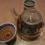 JASMINE 和心漢菜 - 紅ウーロン茶