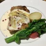 ビストロ イル・ド・レ - 地養鶏のソテー