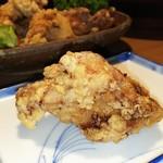 地鶏専門個室 玄 - 熟成鶏の塩唐揚