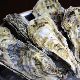 ★平日&1日組数限定★焼いても、蒸しても◎牡蠣90分食べ放題
