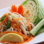 Asian Kitchen Sapana - 女性に大人気のヘルシーメニュー!