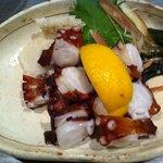 Koideya - タコの炙り!コリコリで旨し!