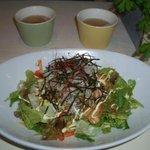 カフェ ニコ - 料理写真:照り焼きチキン丼