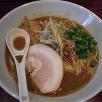 麺 eiji - '11.6.13 濃厚煮干豚骨