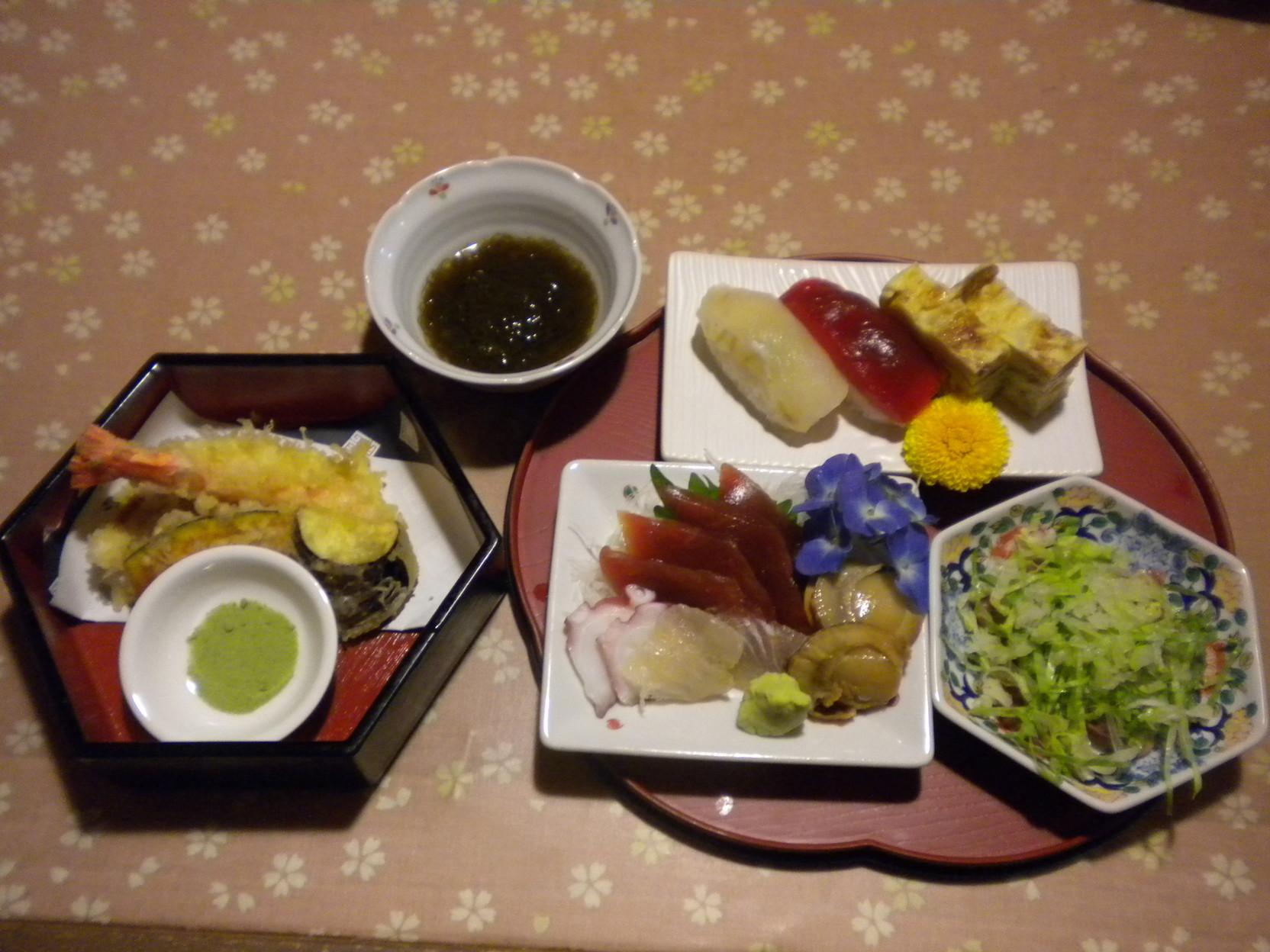 日本料理 芦川