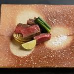 蒼樂 - 黒毛和牛ステーキ