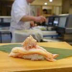 とやま鮨 - 料理写真:大将こだわり極みランチ