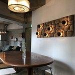 スケロク ダイナー - 二階の大テーブル