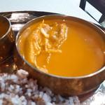 バンゲラズ キッチン - バサのカレー