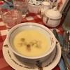 ラケル - 料理写真:セットのスープ