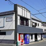 田中料理店 - 横から見て