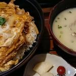つつみ - 料理写真:カツ丼♪♪