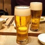 倶楽湾 - 生ビール