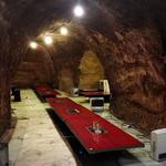 磨洞温泉 涼風荘 - 洞窟の中