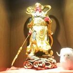 小肥羊 - 商売繁盛の神様 関帝聖君像