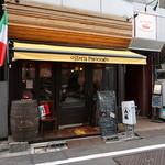 イタリア酒場 Osteria Pinocchio - お店正面