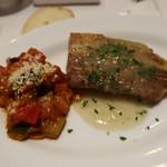 イタリア酒場 Osteria Pinocchio - 豚バラ肉