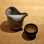 水炊き吟醸もつ鍋 由乃 - 日本酒
