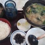 日吉屋 - 深川丼 ¥1300
