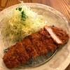 かつかつとんとん - 料理写真:ロースかつ膳(百二十g)