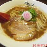 麺や 紡 - 料理写真:熟成らー麺 \600