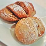 82340960 - 全粒粉と栗粉のパン