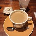 コメダ珈琲店 - たっぷりカフェオーレ