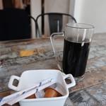 天ぷら Dining ITOI - ホットコーヒー