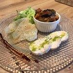 お肉料理×Oyster house Kai - 前菜3人分
