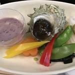 マリンポートホテル海士 - 料理写真: