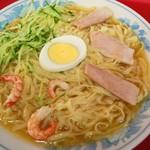 呉龍 - 冷麺大盛り
