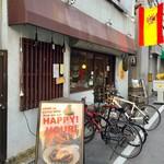 スペイン料理 3BEBES - 店舗外観。