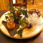 スペイン料理 3BEBES - モダンピンチョスの別アングル。
